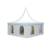 Rendering C-Tents Highlight Eventzelt Pagode